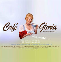 Cafe Gloria Gray